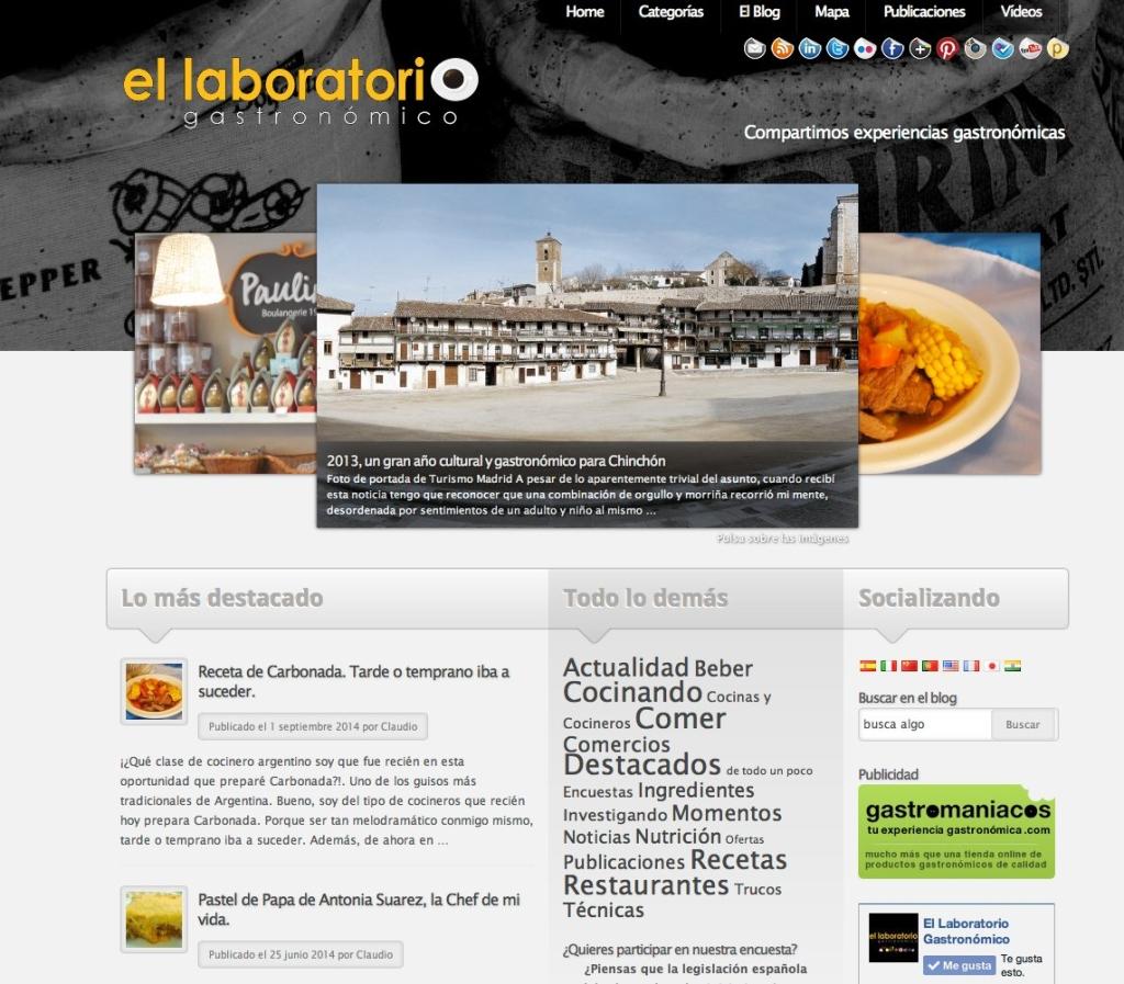 Blog ELG