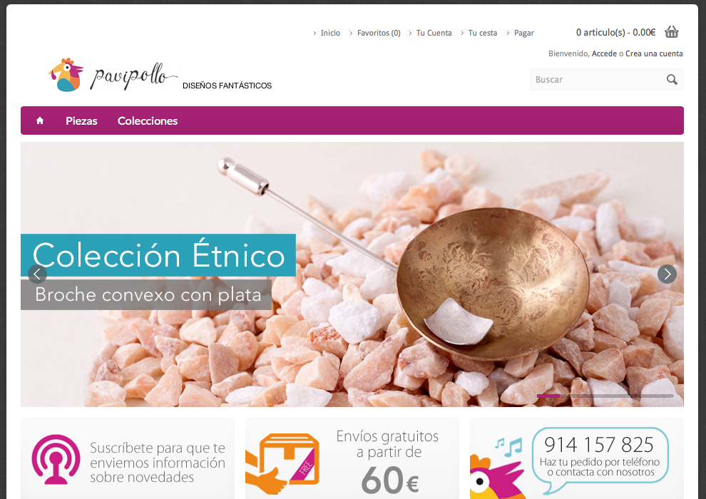 Pavipollo.com