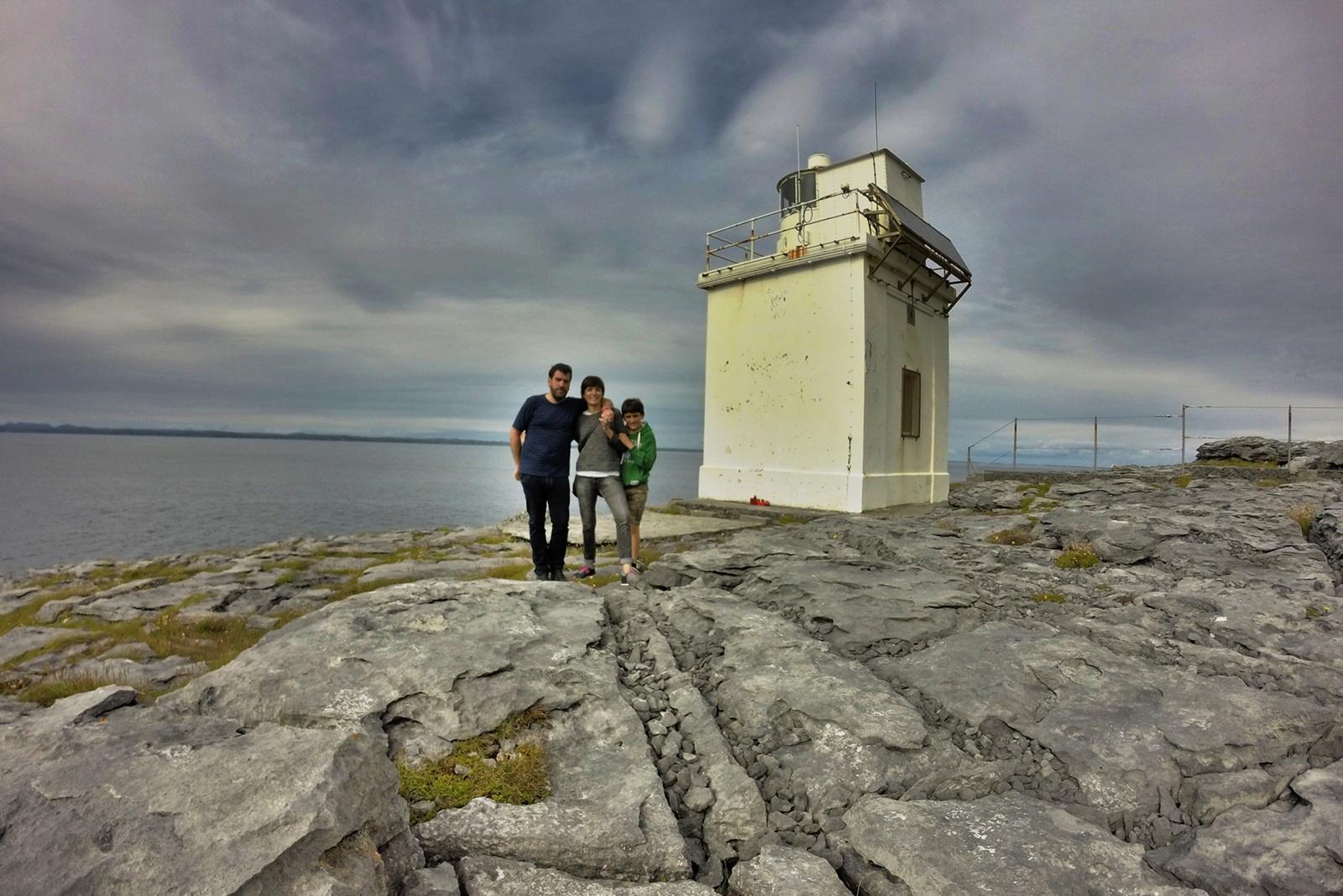 Atlántico Norte frente a Galway, Irlanda