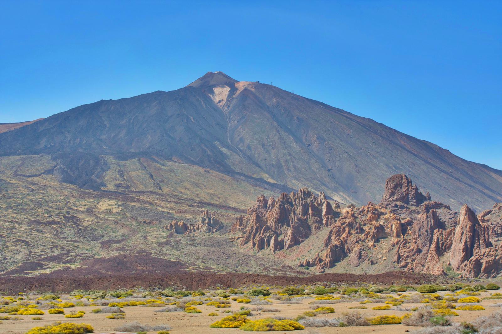 Pico del Teide, Santa Cruz de Tenerife